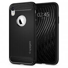 Spigen Rugged Armor Schutzhülle Case Cover für Apple iPhone XR schwarz