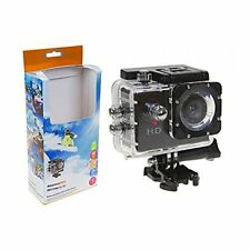 NEW ADVENTURE PRO ACTION CAMERA PROFESSIONAL 720PHD WATERPROOF ACTION CAMERA