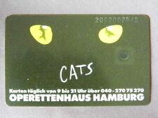 S 05 C 12.89 MINT Ongebruikt Duitsland   Musical Cats