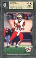 Tom Brady Rookie Card 2000 Pacific #403 Patriots BGS 9.5 (9.5 9 9.5 9.5)