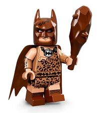 NEW LEGO CLAN of the CAVE BATMAN MINIFIG 71017 movie series minifigure figure