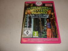 PC   The Treasures of Mystery Island: Die Tore des Schicksals