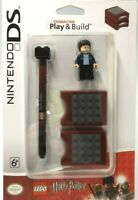 NEW LEGO HARRY POTTER MINIFIGURE BUILD AND PLAY STYLUS CASE NINTENDO DS