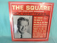 Dick Whittinghill, The Square & Other Great Narrations,Dot DLP 3619, 1963 SEALED