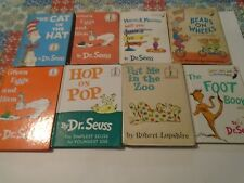 Lot of 14 Classic Dr. Seuss Books Including The Cat In The Ha