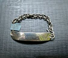 Jeanine Payer Frankie Bracelet with Aquamarine - Apache Blessing