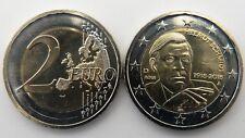 German 2 EURO COIN - SCHMIDT 2018 - BU MINT UNC - A Berlin mint mark  - NEW