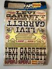 Autographics 625 Levi Garrett Sticker Sheet AUT625