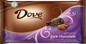 Dove Almond & Dark Chocolate Silky Smooth Promises Chocolate Candy