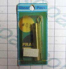Frabill Cosom Outboard Propeller Shear Pin 3 Evinrude Johnson Chrysler