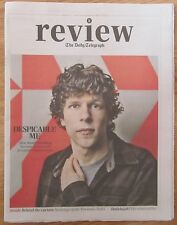 Jesse Eisenberg - Daily Telegraph Review – 22 March 2014