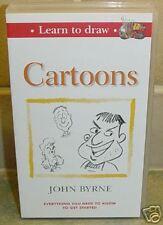 Video-aprender a dibujar caricaturas por John Byrne