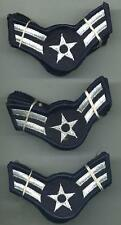 USAF US Air Force Airman 1st Class Rank Stripes Patch Lot of 18 Pairs