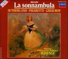 Bellini - La Sonnambula / Sutherland  Pavarotti  Ghiaurov  NPO  Bonynge