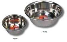 Pet One P1-49311 Standard Stainless Steel Bowl 2.8L for Large Dogs