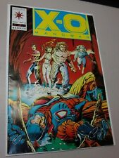X-O Manowar #4 1st Shadowman Valiant Comics 1992 Great Key Comic