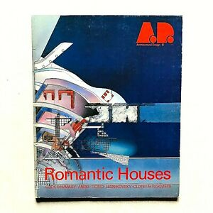 AD A.D. Architectural Design 5 1981 Romantic Houses Neo Rationalism Tadao Ando