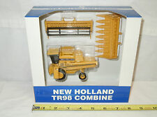 New Holland TR98 Combine   By Ertl   1/64th Scale