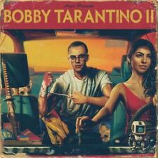 Logic Bobby Tarantino II DELUXE Edition Front/Back Artwork 2018 CD Mixtape Album