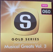 Sunfly Karaoke CD+G CDG Nr.60 Gold Series Musical Classis Vol.3