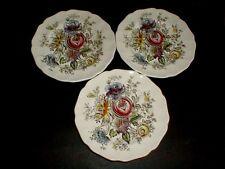 3 Johnson Bros SHERATON Bread Plates - Set of Three (loc-D51)