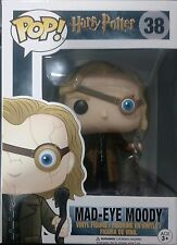 FUNKO POP - Mad-Eye Moody - Harry Potter - Vinyl Figure #38
