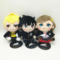 Persona 5 P5 Joker Ann Takamaki Plush Stuffed Doll Cushion Pillow Collection