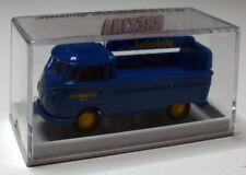 VW T1B Getränkepritsche Kellerbräu 1:87 H0 BREKINA Modellauto Geschenk Sammlung