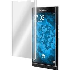 4 x Displayschutzfolie klar curved für BlackBerry Priv Folie