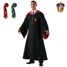Harry Potter Halloween Robe Costume Cosplay Gryffindor Slytherin Scarf Costumes