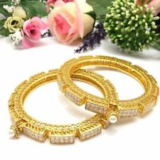Cubic Zirconia Women Bangles Jewellery