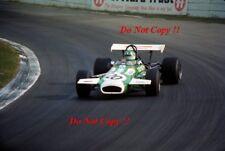 Silvio Moser Brabham BT30 Crystal Palace F2 1971 Photograph 1