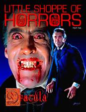 LITTLE SHOPPE OF HORRORS #46: HORROR OF DRACULA 1958 Christopher Lee HAMMER New