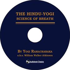 The Hindu-Yogi Science of Breath - MP3CD Audiobook in paper sleeve