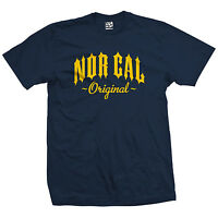 Nor Cal Original Outlaw T-Shirt - OG Born in NorCal Bay Area Tee All Size Colors