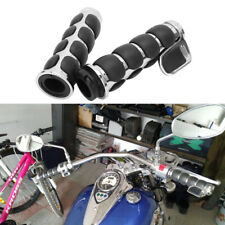 "1"" Motorcycle Handle Bar Hand Grips For Harley Electra Glide Ultra Classic FLHTC"