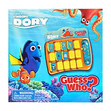 Finding Dory Guess Who juego por Hasbro Disney Pixar Nemo