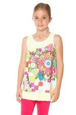 ORIGINAL Desigual girl's HALIFAX  T-shirt 61T30G1-8023-5-6