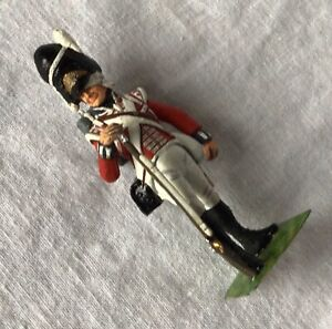 CHARLES STADDEN MILITARY FIGURE. BRITISH ROYAL FUSILIERS.1806. (STUDIO PAINTED)