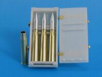 Eureka XXL 1:35 7.5cm Nebelgranatpatrone KwK.40 Stu.K.40 L/43 L/48 Ammo #A-3527