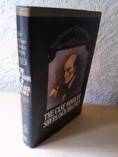 The Case-Book of Sherlock Holmes, Arthur Conan Doyle, B C A, UK, 1980