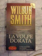 LA VOLPE DORATA - WILBUR SMITH - 1999 - EDIZIONE SUPERPOCKET -
