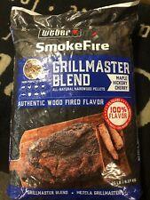 Weber 190001 SmokeFire GrillMaster Blend Hardwood Pellets 20 lb bag