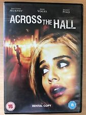 Brittany Murphy Mike Vogel Across the Hall ~ 2008 thriller psychologique GB DVD