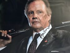 JON VOIGHT SIGNED AUTOGRAPH NATIONAL TREASURE 8X10 COLOR PHOTO COA