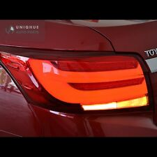 BMW Style LED Tail Lights Rear Lamps Tail Lamps For Toyota Vios 2014~2015