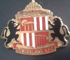 Vintage Sunderland AFC club crest badge.