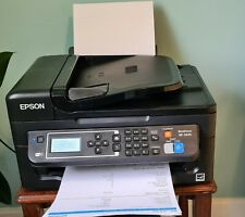Epson WF2630WF All in One Inkjet Printer With Inks