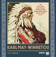 Winnetou. 7 CDs von Karl May (2005)