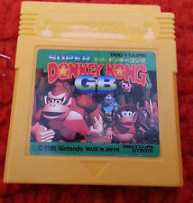 Nintendo Game Boy. Super Donkey Kong GB. DMG-YTJ